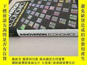 二手書博民逛書店Innovation罕見Economics: The Race