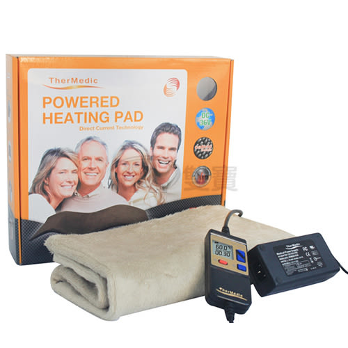 【贈好禮】舒美立得 熱敷墊 DR-3663 遠紅外線熱敷墊 電毯 電熱毯