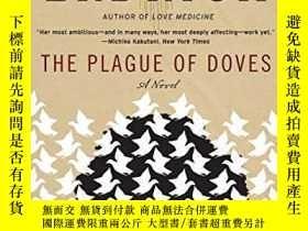 二手書博民逛書店The罕見Plague Of DovesY255562 Louise Erdrich Harper Peren