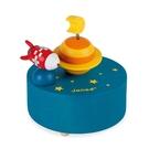 【法國Janod】童趣生活-音樂鈴(有兩款可選擇:火箭星球/北極熊&企鵝)