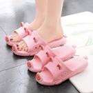兒童拖鞋夏可愛公主女童室內小孩家居親子一家三口家用防滑涼拖鞋 滿天星