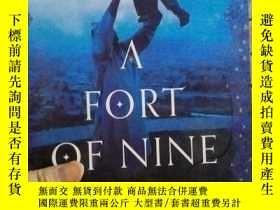 二手書博民逛書店A罕見Fort of Nine Towers [平裝]Y1538