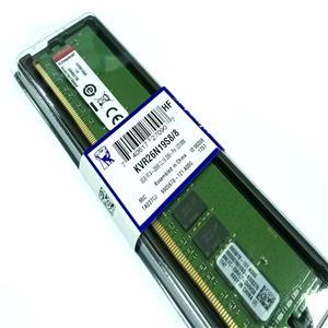 KINGSTON 金士頓桌機記憶體DDR4 2666 8G 8GB RAM KVR26N19S8/8
