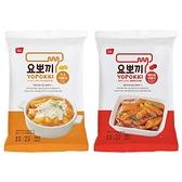 韓國 Yopokki 辣炒年糕袋裝(2人份) 芝士味/甜辣味 2款可選【小三美日】