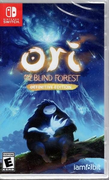 【玩樂小熊】現貨中Switch遊戲 NS 聖靈之光 決定版 Ori and the Blind Forest: 簡中文版