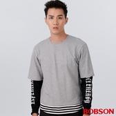 BOBSON 男款仿兩件上衣(38008-83)