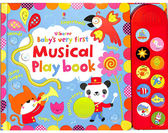 Baby's Very First Touchy-Feely Musical Play Book 小寶貝的翻頁觸摸音樂書