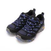 MERRELL MOAB 2 GORE-TEX 戶外多功能鞋防水鞋 深藍/藍 ML12134 女鞋