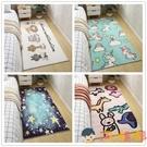 卡通羊絨地毯臥室滿鋪可愛家用兒童房床邊墊子榻榻米地墊【淘嘟嘟】