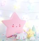 【荷蘭 A little lovely company】療癒微笑星星小夜燈 -  蜜糖粉 #LTSP030