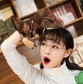 手偶玩具-HPPLGG卡通動物手偶嘴巴能動可張嘴兒童玩偶親子互動玩具手套娃娃 現貨快出