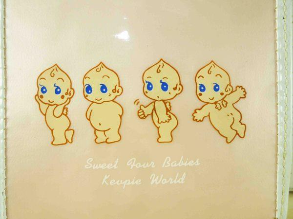 【震撼精品百貨】Q比_Kewpie~短夾-粉天使