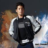 BIG TRAIN  橫須賀老虎外套 -男-黑色