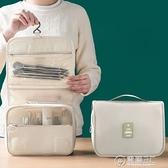 化妝包女便攜大容量2020新款超火ins風防水旅行洗漱化妝品收納包 電購3C