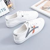 平底鞋 小白鞋女鞋子2021年夏秋季新款百搭女式休閒平底板鞋女學生運動鞋【快速出貨八折鉅惠】