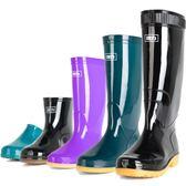 雨鞋成人雨鞋套女中高筒雨靴長短筒膠鞋男防水鞋套水鞋套鞋 潮人女鞋