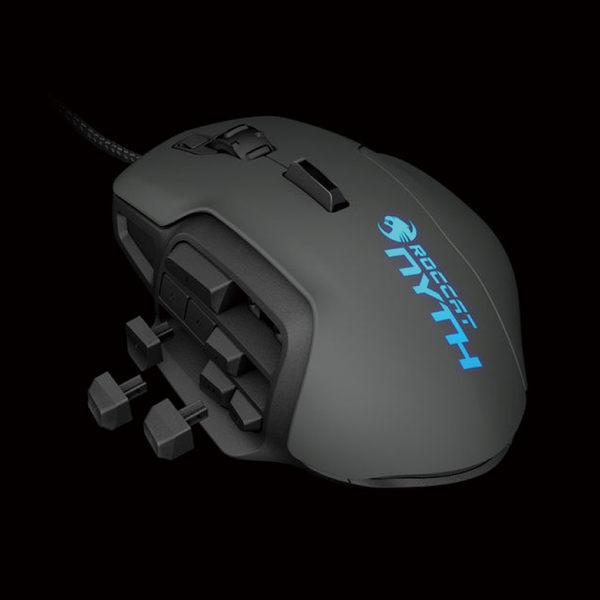 Roccat Nyth MMO模組化電競滑鼠