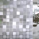 居家無膠靜電玻璃貼膜 防曬貼紙-瓷磚 半島良品