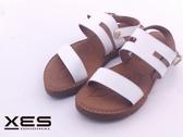 XES兩用涼拖鞋 女款 白色