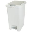 垃圾桶 踏板按壓2用 GY 45L NITORI宜得利家居