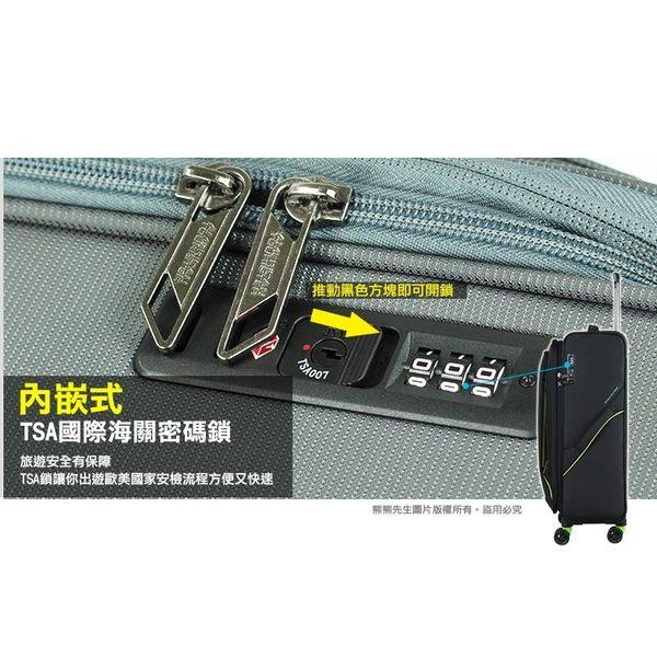 《熊熊先生》20吋美國旅行者登機箱 DB7 雙排輪皮箱 新秀麗行李箱 歡迎詢問優惠