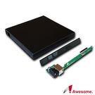 Awesome筆電升級專家 筆電外接光碟/硬碟盒套件-AWD-1B
