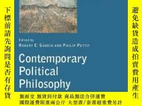 二手書博民逛書店Contemporary罕見Political PhilosophyY464532 Robert E. Goo