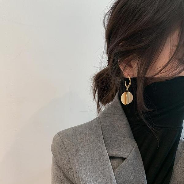 耳環復古氣質高級感耳夾無耳洞耳飾女【聚寶屋】