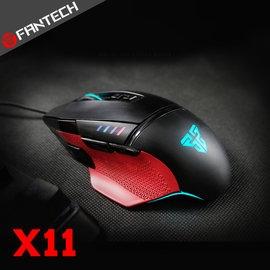 【風雅小舖】【FANTECH X11 DAREDEVIL RGB專業電競遊戲滑鼠】