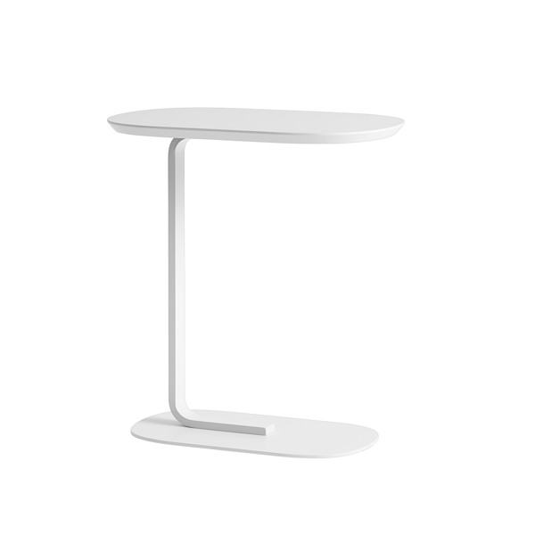 丹麥 Muuto Relate Side Table 連結系列 機能 邊桌(油氈布桌面)