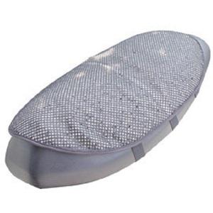 多國專利3D全方位透氣機車座墊隔熱墊50cc.100cc適用
