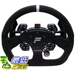 (美國官網代訂) Fanatec ClubSport steering wheel GT Xbox One方向盤面