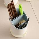 餐具架 廚房筷子筒瀝水餐具收納盒置物架勺籠子塑料筷簍筷子簍筷子籠快子【快速出貨八折搶購】
