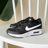《7+1童鞋》大童 NIKE youth air max sc 輕量透氣 氣墊運動鞋 慢跑鞋 H871 黑色