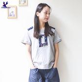 American Bluedeer - 貼布繡T(魅力價) 春夏新款