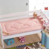 新年大促可定做兒童幼兒園床墊嬰兒午睡墊褥小床褥冬夏兩用床墊被56*100 森活雜貨