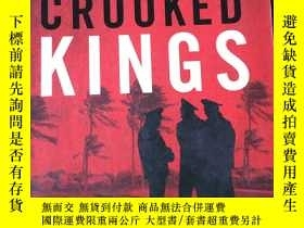 二手書博民逛書店three罕見crooked kingsY11245 matth
