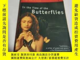 二手書博民逛書店In罕見the Time of the Butterflies(