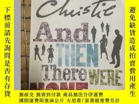 二手書博民逛書店And罕見THEN There WERE NONEY5958