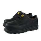 CAT RIDGEMONT 2.0 ST 休閒鞋 鋼頭鞋 真皮 黑色 男鞋 CA90974 no005