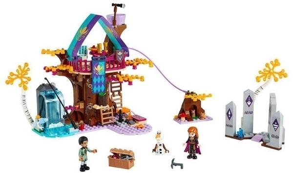 【LEGO樂高】DISNEY PRINCESS 冰雪奇緣 冰雪奇緣2 FROZEN2 魔法樹屋 #41164