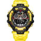 Transformers 變形金剛 聯名限量潮流腕錶(飛輪)LM-TF001.RC61G.141.6GB
