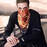 冰絲騎行防曬面罩光三角巾防風塵