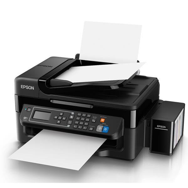 EPSON L565 WIFI 傳真七合1連續供墨印表機+墨水1組(四色) (可參加原廠活動)