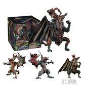恐龍玩具 飛龍玩具模型男孩禮物仿真動物恐龍蛋霸王龍套裝 3C優購