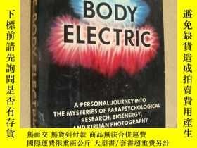 二手書博民逛書店The罕見Body Electric:A personal journey into the mysteries