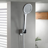 ✭慢思行✭【P580】超強輕量扁式蓮蓬頭 花灑 淋浴 加壓 節水 通用 太陽能 熱水器 浴室