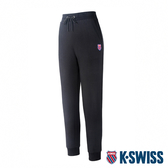 K-SWISS Court Sweatpants運動長褲-女-黑