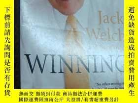 二手書博民逛書店Winning罕見英文原版 Y146810 Jack Welch with Suzy welch HaperC