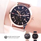 ORSGA轉動時空鏤空機芯金屬米蘭全自動機械手錶【WOR9066】璀璨之星☆